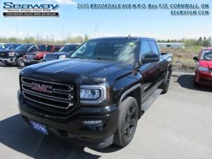 2016 GMC Sierra 1500 Elevation  - $255.54 B/W