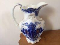China pitcher jug