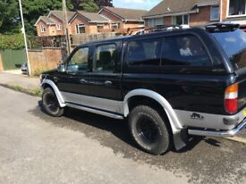Ford Ranger 2.5 low milliage