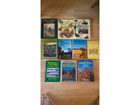 gamekeeping,shooting books,country sports