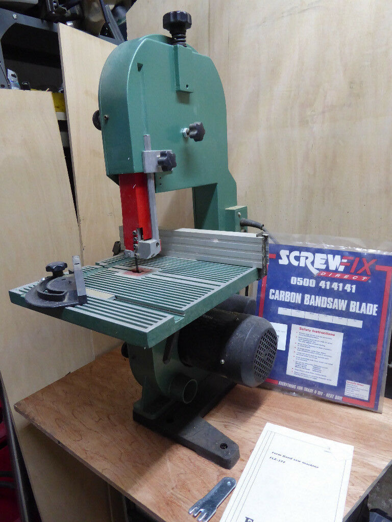 Ferm Flz 275 Bench Band Saw With Spare Blade For Diy Use In Romsey Hampshire Gumtree