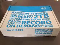2TB unused Sky+HD box