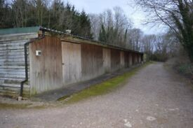 STORAGE UNITS/GARAGES AVAILABLE TO RENT - £50 TO £200/MONTH