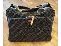 PacaPod Changing Bag Napier - Charcoal