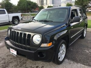 2010 Jeep Patriot North Edition 2.4L 4WD 4Dr SUV Automatic Sunro