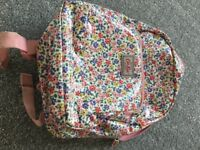 Gorgeous girls Cath Kidston flowery backpack