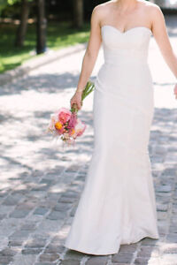 Mint Condition Nicole Miller Dakota Wedding Dress