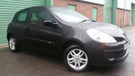2007(07) RENAULT CLIO 1.5dCi 68 EXTREME BLACK TURBO DIESEL £30 TAX!! SMALL FIRST