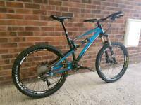 Lapierre Zesty 314 mountain bike