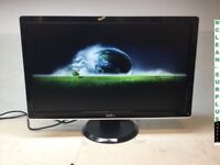 """Dell ST2410b 24"""" Widescreen Monitor Display Screen with Stand. VGA DVI HDMI"""