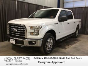 2016 Ford F-150 XLT 4x4 V6 Turbo LOW KMS