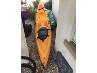 Scupper Pro Ocean fishing Kayak