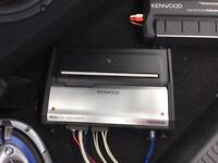 Kenwood 1000 watt amp