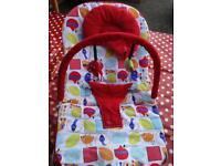 Mamas and Papas bouncy chair