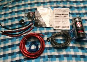 1600Watt AMP Wiring Kit