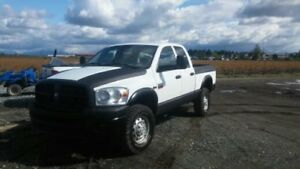 2009 Dodge Power Ram 2500 SLT Pickup Truck