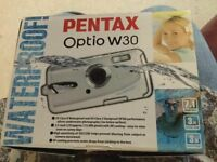 Waterproof Pentax Digital Compact Camera