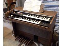 Yamaha Electone BK-5 Electric Organ