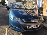 £100 PER WEEK HONDA INSIGHT HYBRID PCO UBER READY - LOW MILLAGE
