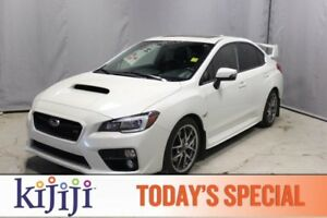 2015 Subaru WRX AWD SPORT TECH Heated Seats,  Sunroof,  Bluetoot