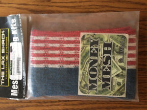 USA colours Goalie Money mesh