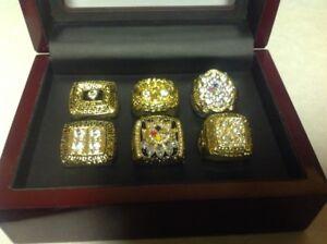 Pittsburgh Steelers-Replica Super Bowl Rings