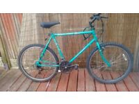 Raleigh Ascender - Hand built cycle for sale