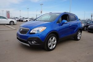 2016 Buick Encore ALL WHEEL DRIVE Accident Free,  Leather,  Heat