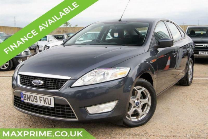 2009 FORD MONDEO 1.8 ZETEC TDCI SAPHIRE GREY 5D 125 BHP DIESEL FULL HISTORY