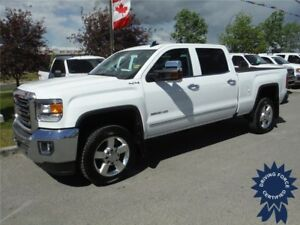 2016 Sierra 2500HD SLT Crew 4WD - Gas 6.0L - Leather - Sunroof