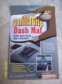 New ~ Gorilla Grip Dashboard Mat