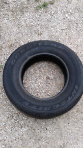 2 Goodyear integrity summer tires
