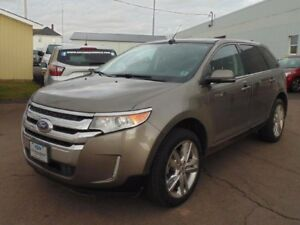 2013 Ford Edge Ltd.