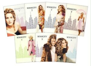 Sex and the city complete series + movies