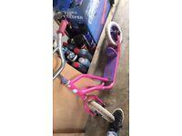 Children's barbie Scooter