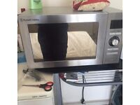 MICROWAVE WITH FULL OVEN FUNCTIONALITY £50 ONO