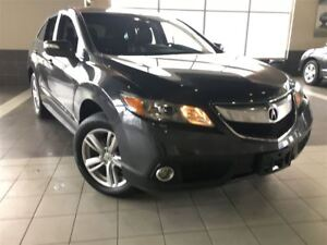 2015 Acura RDX Tech Pkg| Acura Certified| 7 Years/130000 KMS War