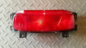Rear Tail-light Lens 93-98 Suzuki GSX-R1100W
