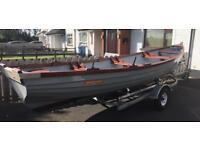 Anglers Fancy 19ft Boat