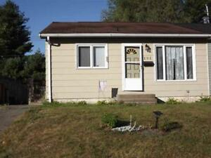 Own your own home for less than $600 a month (OAC)!!!