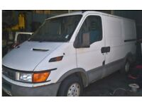 Iveco daily swb 2002