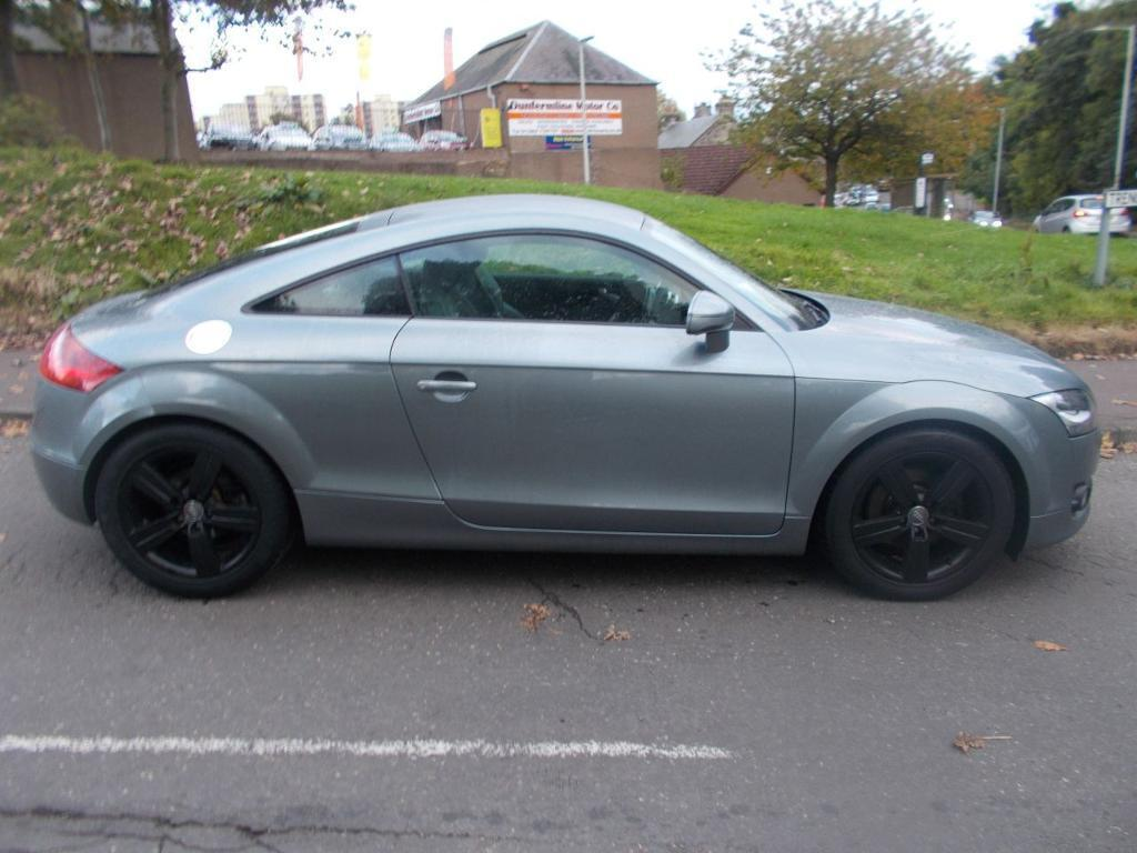 audi tt 2 0 tfsi 3d 200 bhp grey 2007 in dunfermline. Black Bedroom Furniture Sets. Home Design Ideas