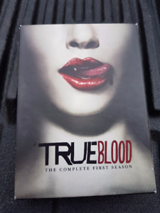 True Blood The Complete First Season dvd set