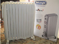 DELONGHI Dragon3 ELECTRIC Oil-Filled RADIATOR