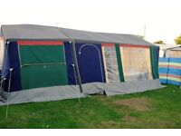 Trailer tent and awning RACLET 1996 yr.