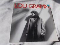 Vinyl LP Ready Or Not – Lou Gramm Atlantic 781 728 1