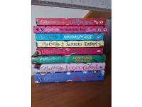Collection of Cathy Cassidy books