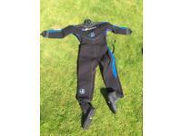 Bodyglove diving Drysuit