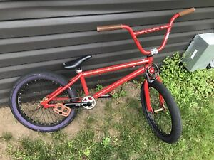 Gary young SUNDAY bmx bike
