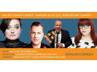 Unloc Comedy Night - Raising money for Portsmouth Young Entrepreneurs Fund